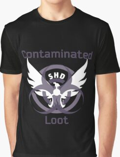 The Division Contaminated Loot Graphic T-Shirt