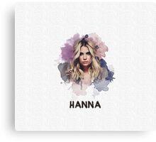 Hanna - Pretty Little Liars Canvas Print