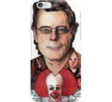 Stephen King iPhone Case/Skin