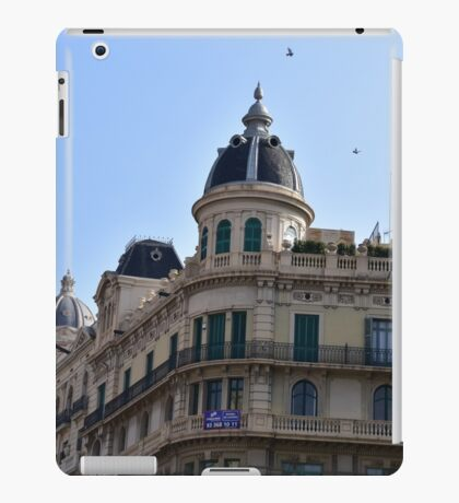 Barcelona Buildings iPad Case/Skin