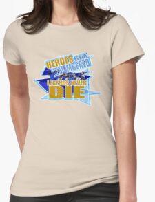 Sandlot Womens Fitted T-Shirt