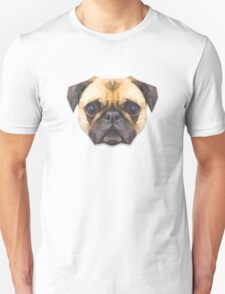 Sir Pugsley of Poly Manor Unisex T-Shirt