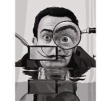 I AM DRUGS 1950 Photographic Print