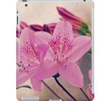 Azalea Blooms iPad Case/Skin