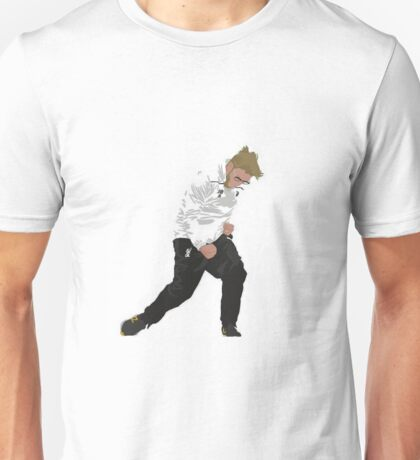 Klopp Celebration against Dortmund. Unisex T-Shirt