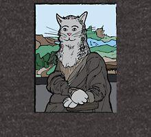 Mona Lisa Catsterpiece Unisex T-Shirt