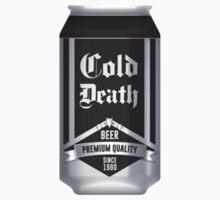 Beer - Cold Death Kids Tee