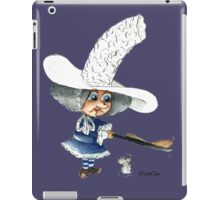 Creepy Crepes - Wicked Witches iPad Case/Skin
