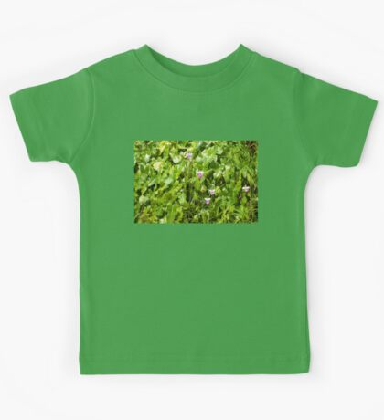 Blossoms and Leaves Kids Tee