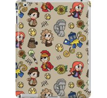 The Eleventh Dr iPad Case/Skin