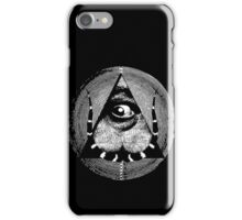 dali's all-dreaming eye iPhone Case/Skin