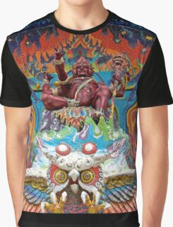 Colours Of No Angel Graphic T-Shirt