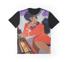 Lt. Uhura Graphic T-Shirt