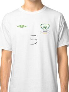 Richard Dunne v. Russia Classic T-Shirt