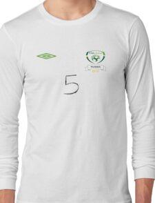 Richard Dunne v. Russia Long Sleeve T-Shirt