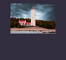 Cove Island Lighthouse - Ontario Unisex T-Shirt
