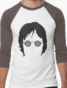 John Lennon The beatles Men's Baseball ¾ T-Shirt
