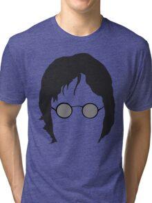 John Lennon The beatles Tri-blend T-Shirt