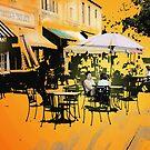 Street scene by Christina Brundage