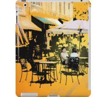 Street scene iPad Case/Skin
