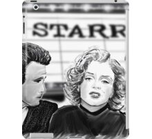 Old School Icons iPad Case/Skin