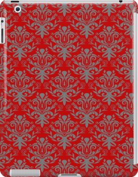 Design in Red  by LoneAngel