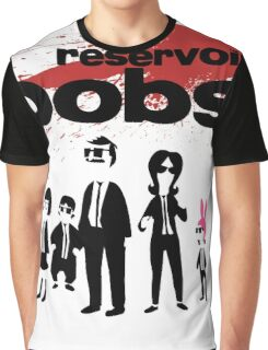 Reservoir Bobs Graphic T-Shirt