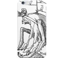 Droll Dreams of Pantagruel Plate 7 iPhone Case/Skin