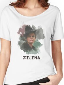 Zelena - Wicked Witch - OUAT Women's Relaxed Fit T-Shirt