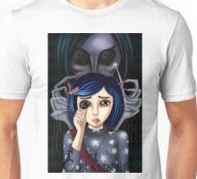 Coraline and the secret door Unisex T-Shirt