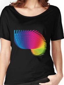 Abstract 426H Fractal Women's Relaxed Fit T-Shirt