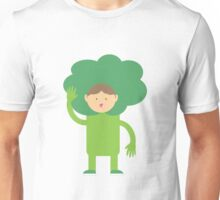 Broccoli Boy Unisex T-Shirt