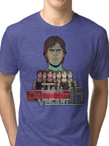 Jan Quadrant Vincent 16 Tri-blend T-Shirt