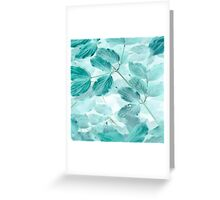 Cornus Alba Greeting Card