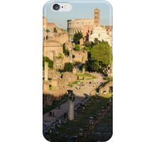 Rome - Imperial Forums iPhone Case/Skin
