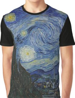 starry night ~ Graphic T-Shirt