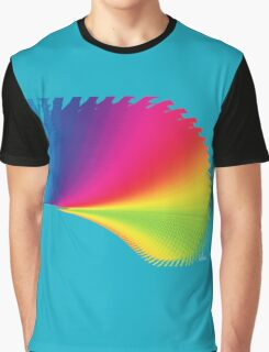 Abstract 427B Fractal Graphic T-Shirt