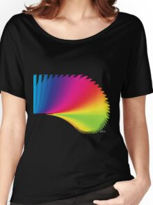 Abstract 427B Fractal Women's Relaxed Fit T-Shirt