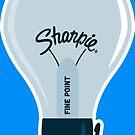 Sharpie Bulb by SevenHundred