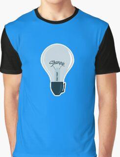 Sharpie Bulb Graphic T-Shirt