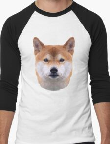 The Shiba Inu Men's Baseball ¾ T-Shirt
