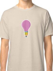 Pencil Bulb Classic T-Shirt