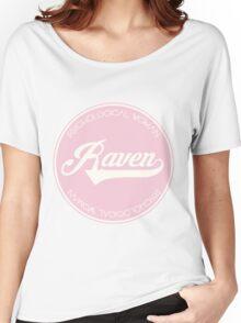 RAVEN Women's Relaxed Fit T-Shirt