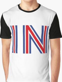 IN - Britain Stay Graphic T-Shirt