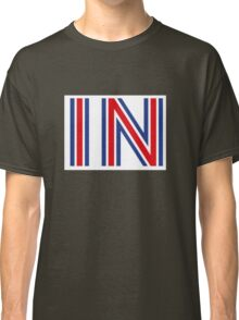 IN - Britain Stay Classic T-Shirt