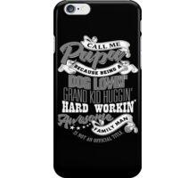 Awesome Papa iPhone Case/Skin