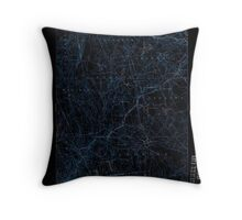 USGS TOPO Map Connecticut CT Gilead 331029 1892 62500 Inverted Throw Pillow
