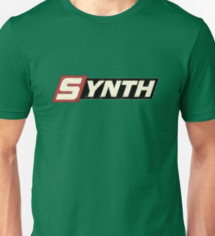 Vintage Synth Unisex T-Shirt