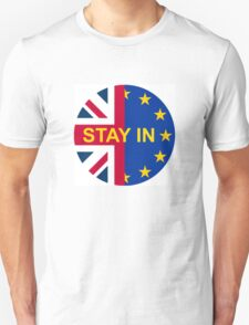 BRITAIN STAY IN THE EU T-Shirt