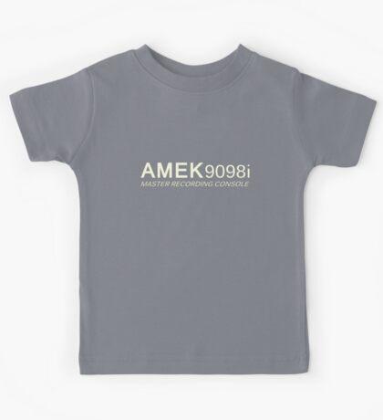 White Amek 9098i Kids Tee
